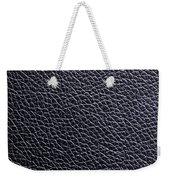 Leather Background Weekender Tote Bag