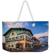 Leavenworth Alps Weekender Tote Bag