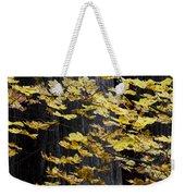 Leaves And Trees Weekender Tote Bag