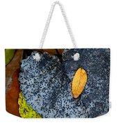 Leaves At Oak Openings Weekender Tote Bag