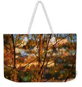 Leaves - Impressions Weekender Tote Bag