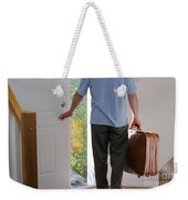 Leaving Home Weekender Tote Bag
