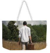 Leaving Weekender Tote Bag by Joana Kruse