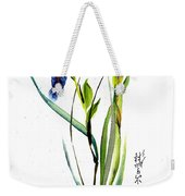 Leaving Zen Weekender Tote Bag