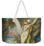 Leda And The Swan Weekender Tote Bag