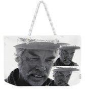 Lee Marvin Monte Walsh #1 Old Tucson Arizona 1969-2012   Weekender Tote Bag