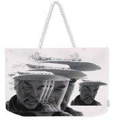 Lee Marvin Monte Walsh #2 Old Tucson Arizona 1969-2012   Weekender Tote Bag