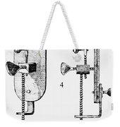 Leeuwenhoek: Microscope Weekender Tote Bag