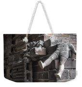 Left Alone Weekender Tote Bag