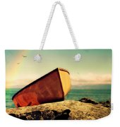 Left High And Dry Weekender Tote Bag