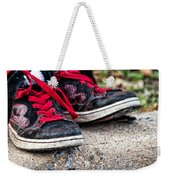 Left On The Curb Weekender Tote Bag