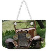 Left To Die Weekender Tote Bag