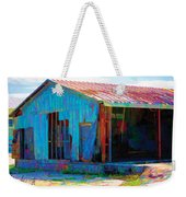 Left To Fly Weekender Tote Bag