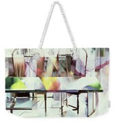 Legato Weekender Tote Bag by Jeremy Annett