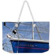 Legend 306 Weekender Tote Bag