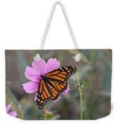 Legend Of The Butterfly - Monarch Butterfly - Casper Wyoming Weekender Tote Bag
