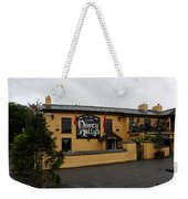 Legendary Irish Pub - Durty Nelly's Weekender Tote Bag