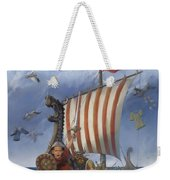Legendary Viking Weekender Tote Bag