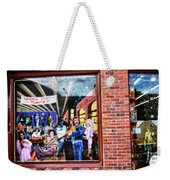 Legends Bar In Downtown Nashville Weekender Tote Bag