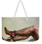 Legs Weekender Tote Bag by Svetlana Sewell