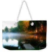 Leidy Lake Campground Weekender Tote Bag