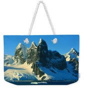 Lemaire Channel Antarctica Weekender Tote Bag