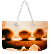 Lemon Among Oranges Weekender Tote Bag
