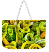 Lemon And Lime Weekender Tote Bag