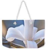 Lemon Blossom Weekender Tote Bag