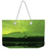 Lemon Lime Weekender Tote Bag