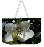 Lemon Magnolia Weekender Tote Bag
