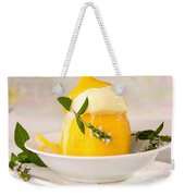 lemon Sorbet   Weekender Tote Bag