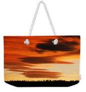 Lenticular Sunset 1 Weekender Tote Bag