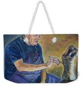 Figurative Painting Weekender Tote Bag
