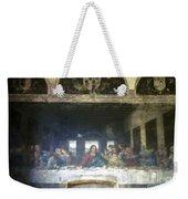 Leonardo Da Vinci's Last Supper Weekender Tote Bag