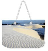 Leoncois Maranhenses Beauty Of Sand Weekender Tote Bag
