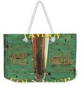 Leonetti's Tavern Weekender Tote Bag by Debbie DeWitt