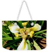 Leopard Orchid Weekender Tote Bag