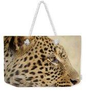 Leopard Zimbabwe Weekender Tote Bag