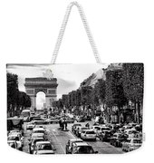 Les Champs Elysees  Weekender Tote Bag