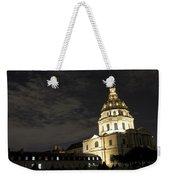 Les Invalides - Eglise Du Dome At Night - 2 Weekender Tote Bag