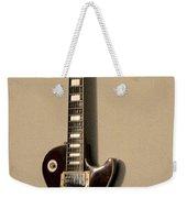 Les Paul Electric Guitar Weekender Tote Bag