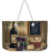 Les Vins Weekender Tote Bag