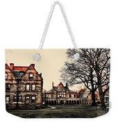 Lesley University-cambridge Boston Weekender Tote Bag