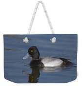 Lesser Scaup Male Weekender Tote Bag