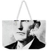 Lester Frank Ward (1841-1913) Weekender Tote Bag