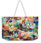 Let Everything That Has Been Made Know That You Are Its Maker  Weekender Tote Bag