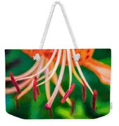 Let It All Hang Out - Paint Weekender Tote Bag