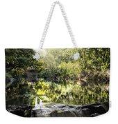Let The Light Shine Weekender Tote Bag
