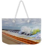 Let The Notes Tumble Weekender Tote Bag